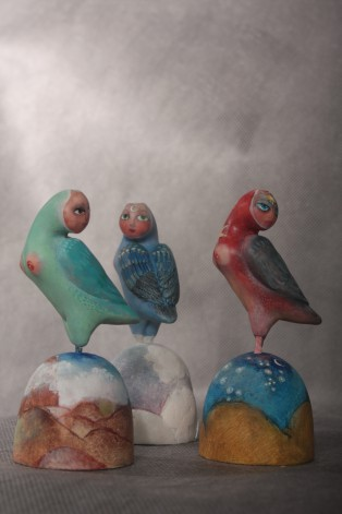 Птицы Феникс